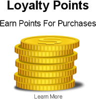 Earn Loyalty Points For Purchases